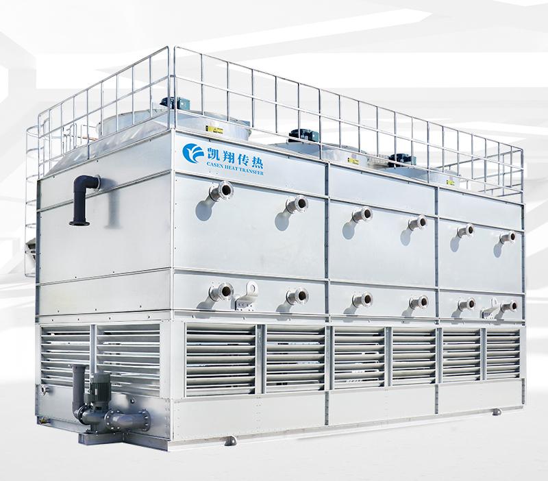 中频炉闭式冷却循环冷却全套方案